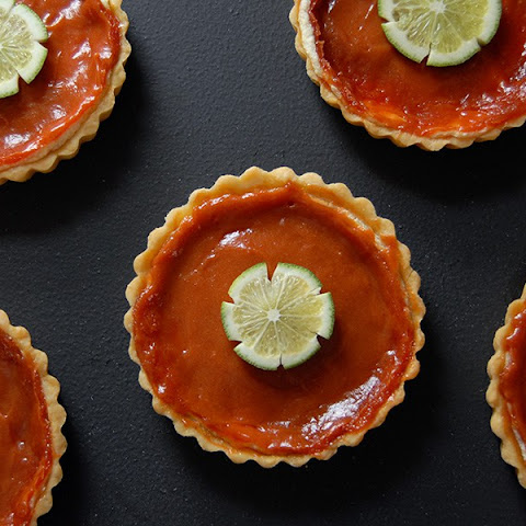Guava Cream Cheese Tarts