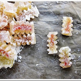 Candied Watermelon Rind