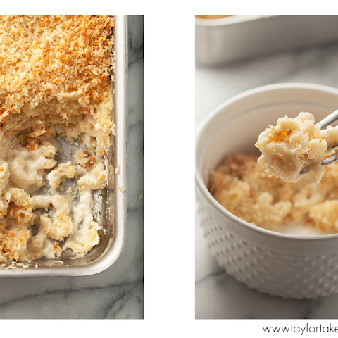 Blonde Macaroni and Cheese