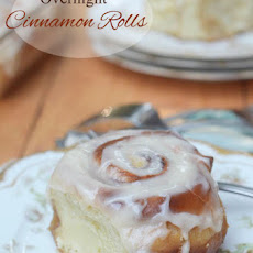 Overnight Cinnamon Rolls