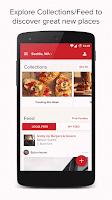 Screenshot of Zomato - Restaurant Finder