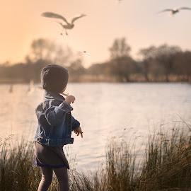 Birdfeeder by Lazarina Karaivanova - Babies & Children Toddlers
