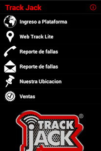 TrackJack - screenshot