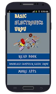 Basic Electronics Urdu - screenshot