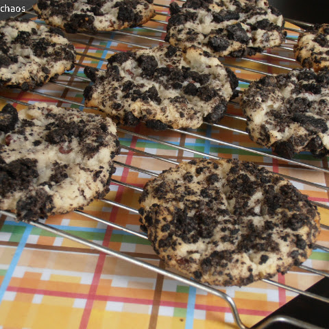 {Oreo Week} Oreo Cheesecake Cookies