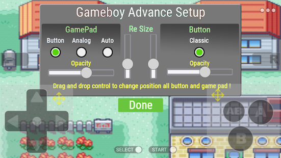 Emulator for GBA - Classic Games