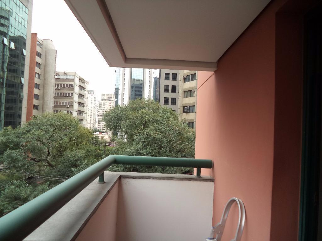 Flat 1 Dorm, Itaim Bibi, São Paulo (FL0450) - Foto 7