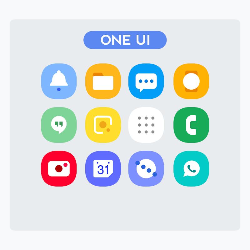 OneUI - Icon Pack Screenshot 0