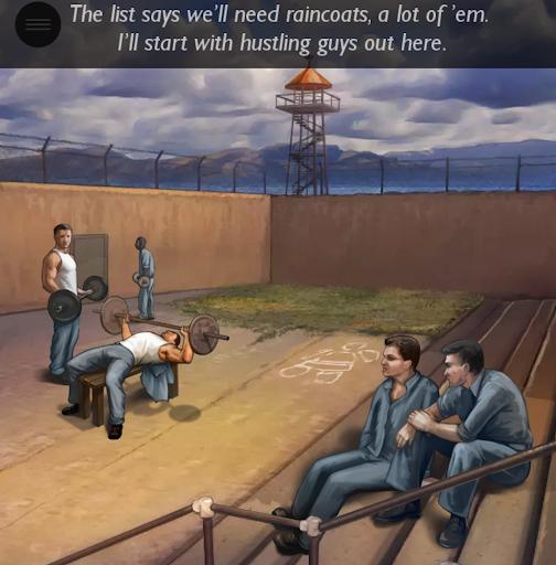 Escape Alcatraz screenshot 3