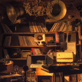 The Lab! by Byran Forbes - Artistic Objects Musical Instruments ( 2018, albums, music, scad, ga, savannah )