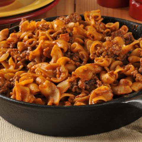 Mouth-Watering Hamburger Macaroni