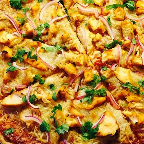 Unbelievably Awesome Barbeque Chicken Pizza