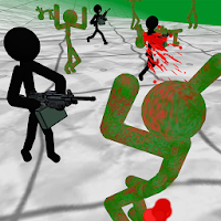Stickman Zombie 3D For PC (Windows And Mac)