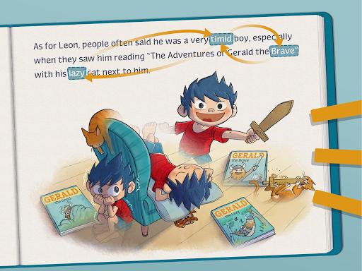 SwapTales: Leon! screenshot 7