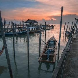 by Shaharudin Hanifah - Transportation Boats
