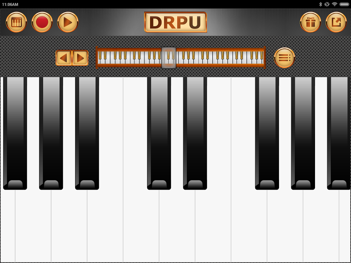 Piano Keyboard Music Pro Screenshot 12