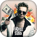 App Thug Life Photo Maker Effect apk for kindle fire