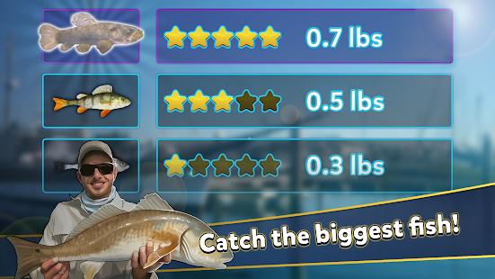 Fishing Simulator - Hook & Catch (Mod Money)