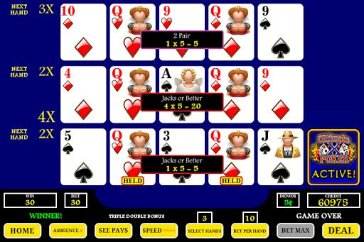 Ultimate X Poker - screenshot