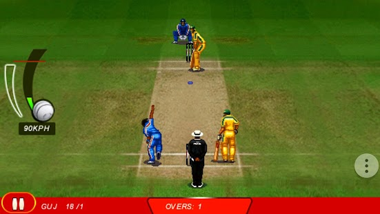 book cricket games free