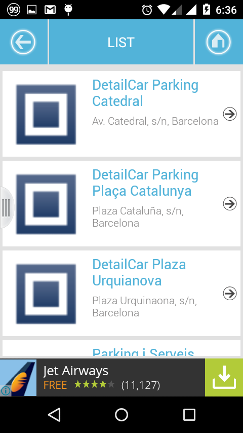 Gps navigator cityguide - android apps on google play