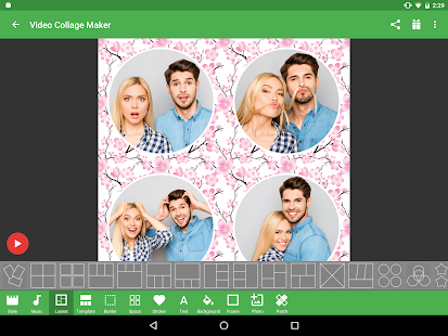 Video Collage Maker APK for Bluestacks
