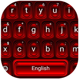 Red Keyboard For Android For PC / Windows 7/8/10 / Mac – Free Download