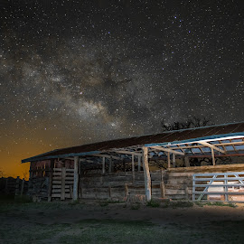 Empire Ranch National Historic Place by Ed Mullins - Buildings & Architecture Public & Historical