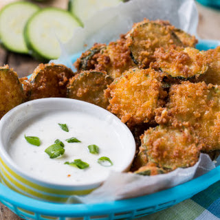 Southern Fried Zucchini Recipes