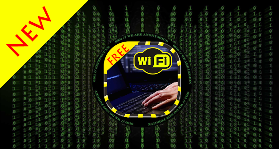 android WiFi Password Hacker Prank Fre Screenshot 0