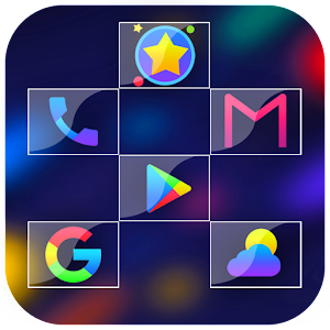Umlix - Icon Pack app for android