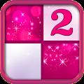 Pink Piano Tiles 2 APK for Bluestacks
