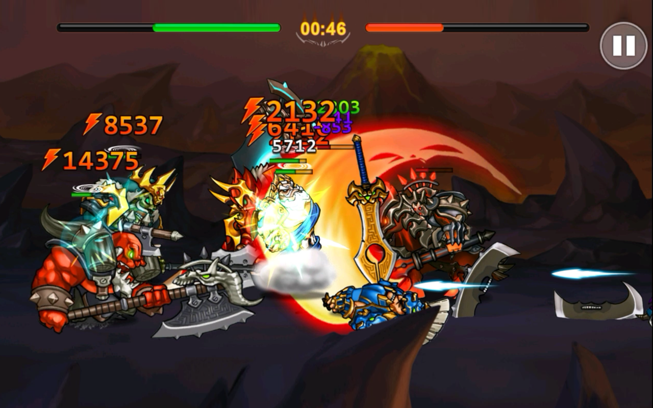 God of Era: Heroes War (GoE) Screenshot 7