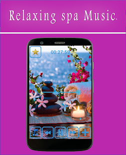Relaxing spa music mp3 - screenshot