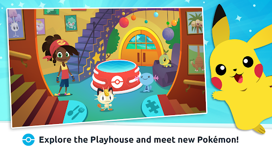 Pokémon Playhouse for pc