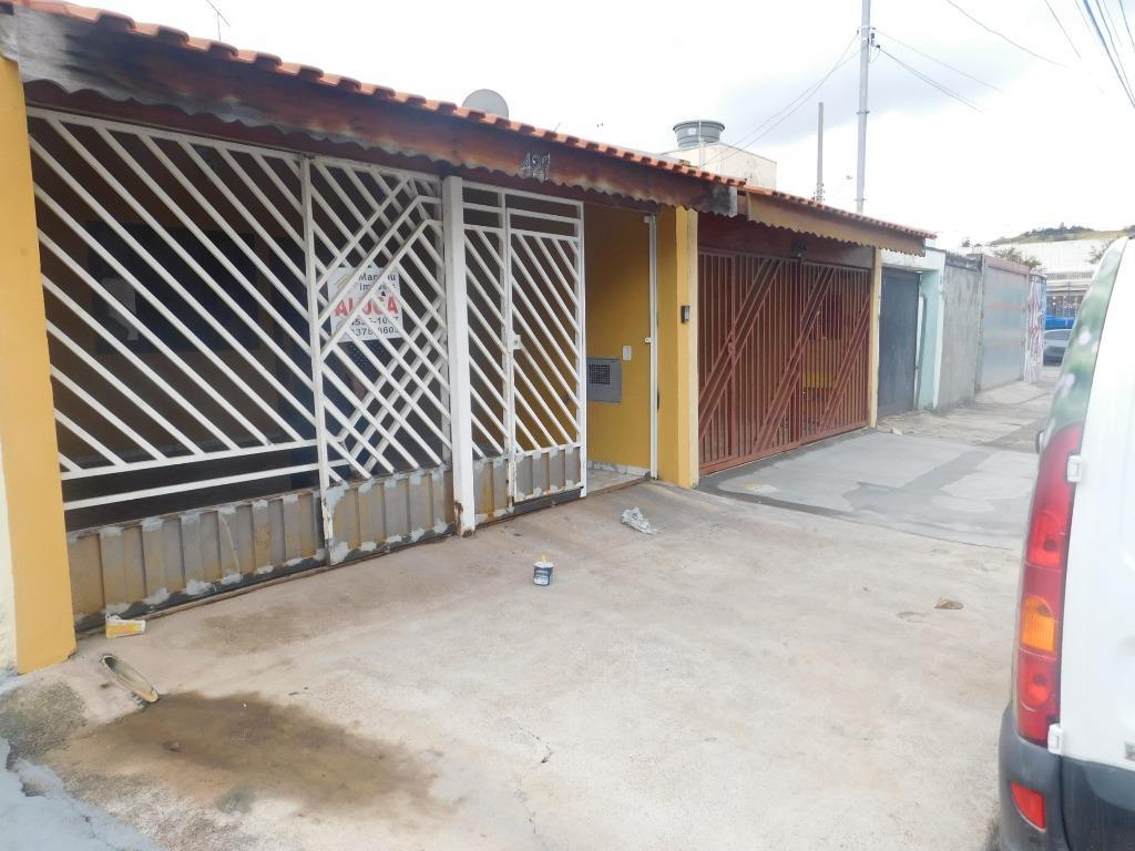 [Casa residencial para locação, Vila Liberdade, Jundiaí.]