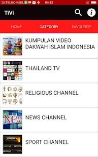 App TiVi - Online Streaming TV apk for kindle fire