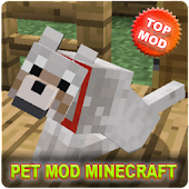 Pet MOD For Minecraft PE  for Android