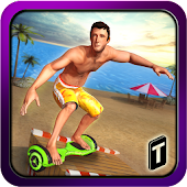 Free Hoverboard Stunts 2016 APK for Windows 8