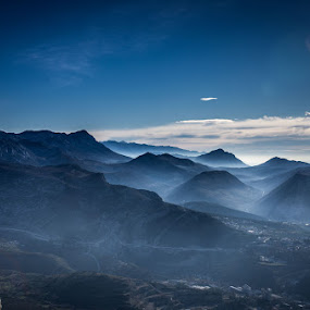 blue morning by Mislav Glibota - Landscapes Mountains & Hills (  )