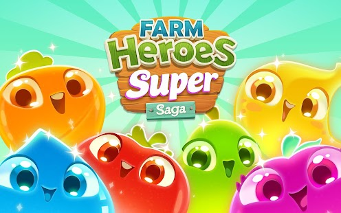 Free Farm Heroes Super Saga APK for Windows 8