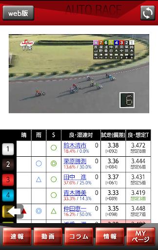 オートレースモバイルアプリ