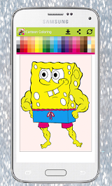 Cartoon Coloring Apk Download Free for PC, smart TV