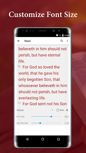 Light Bible: Daily Verses, Prayer, Audio Bible screenshot 5