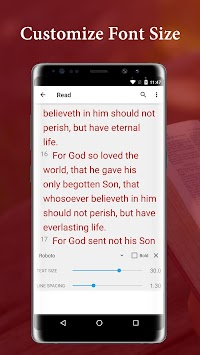 Bible 1293109 APK screenshot thumbnail 5