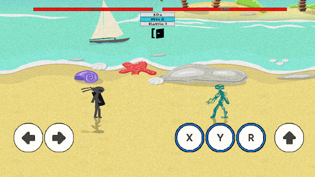 Stickman Unit - Stickman Fighting APK screenshot thumbnail 1