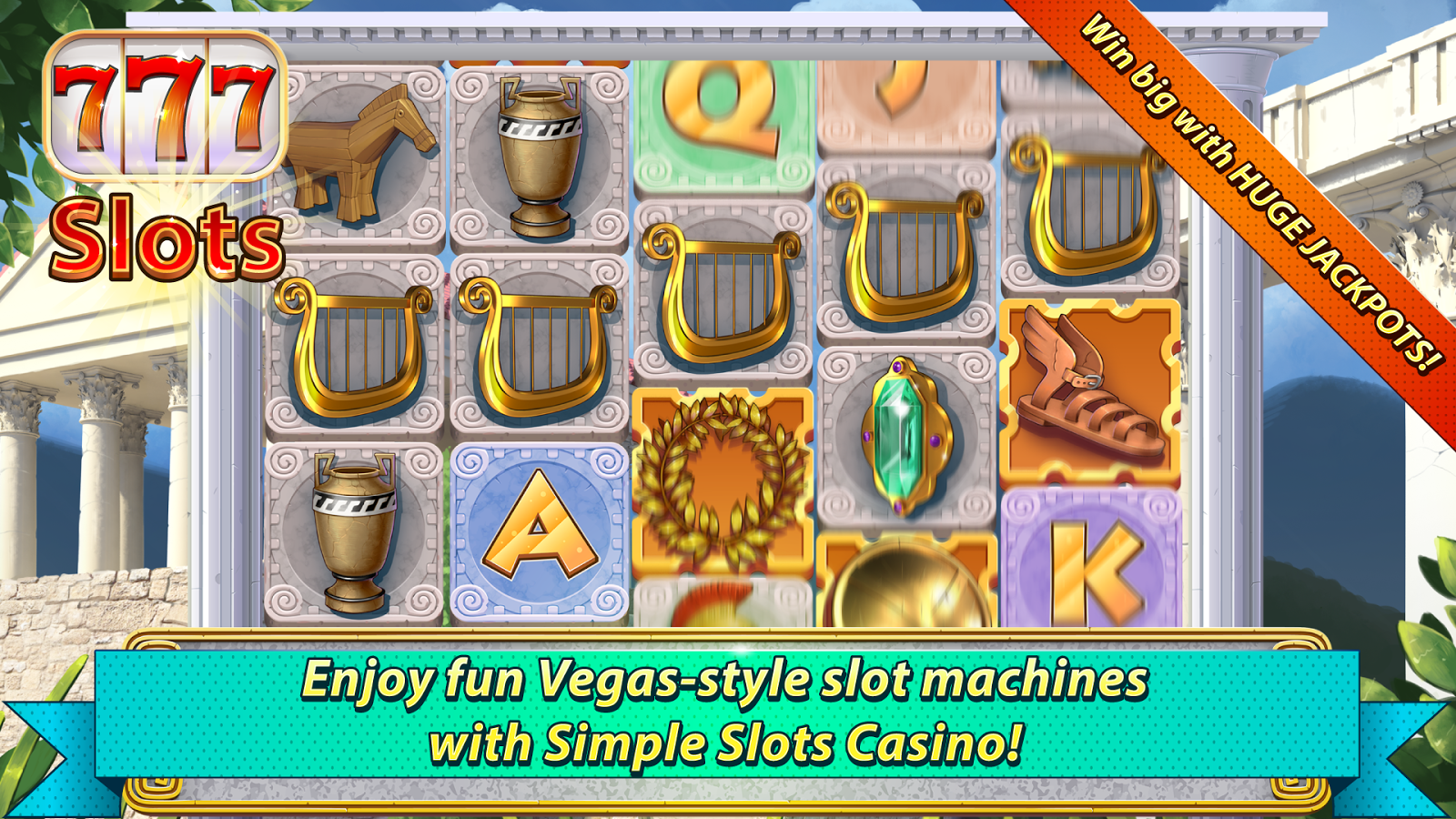 Simple Slots Casino Screenshot 0