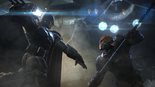 Batman Arkham Origins screenshot 1