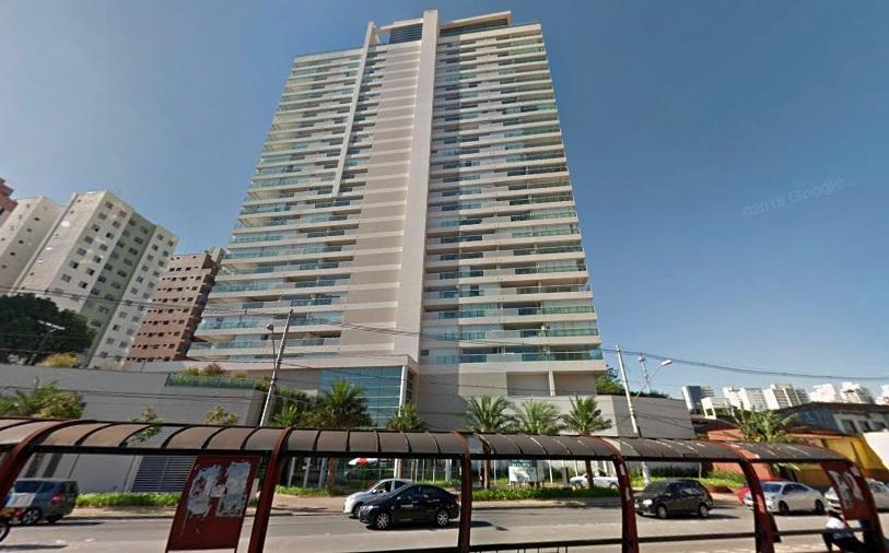 Apartamento Studio Residencial para Venda e Locação, Andar Alto, Avenida Santo Amaro, Brooklin, São Paulo - ST0016.