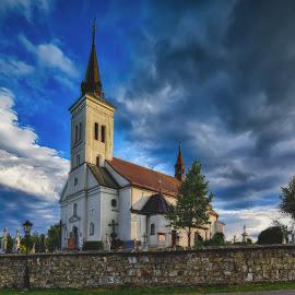 Kostelík Na Borové by Jiří Staško - Buildings & Architecture Places of Worship